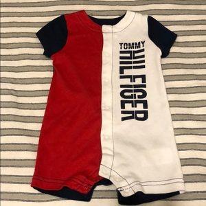 Tommy Hilfiger Romper (12 mo)